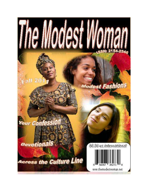 The Modest Woman Magazine (Fall 2011)