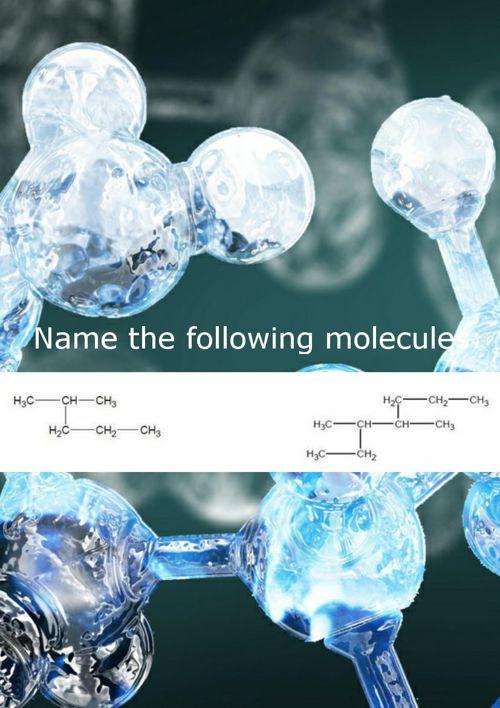 Organic Nomenclature Examples