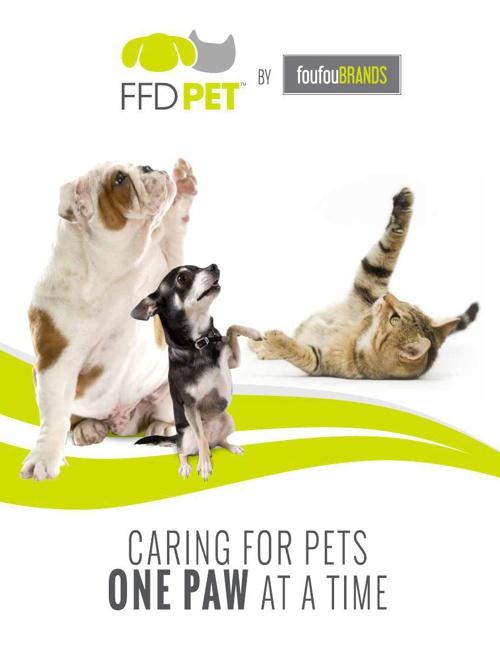 FFDPET 2014 Catalogue