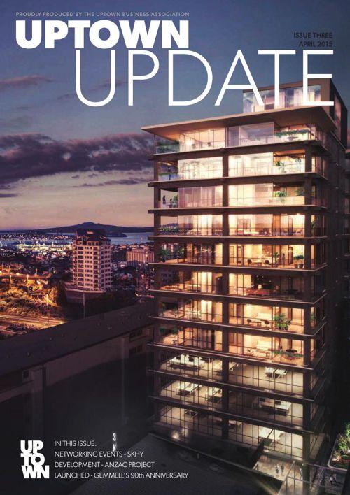 UPTOWN UPDATE Issue 3
