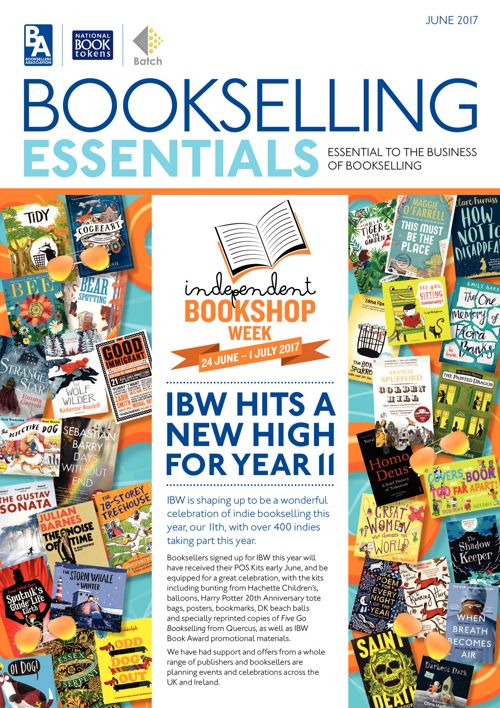 Bookselling Essentials - June 2017