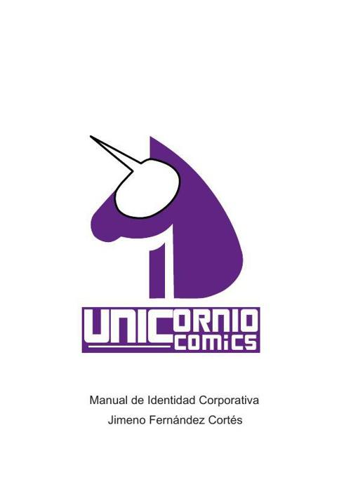 UNICOrnio comics - Jimeno Fernández Cortés