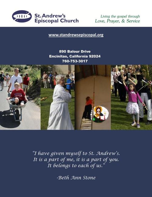 St. Andrew's Parish Profile