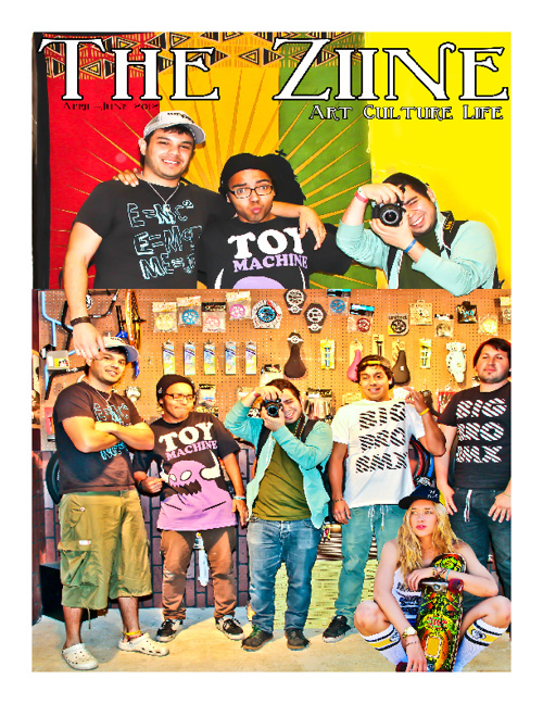 The Ziine Issue 2