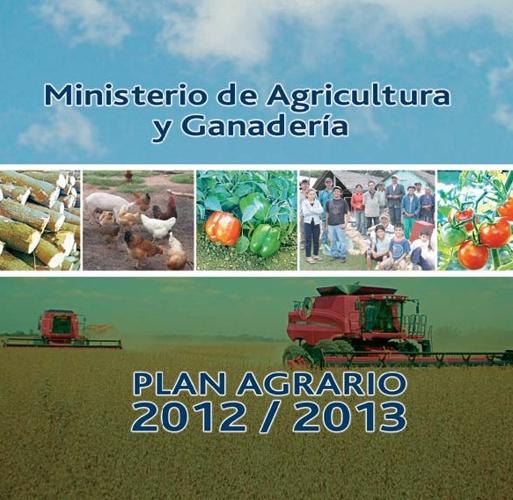 Plan Agrario 2012/2013