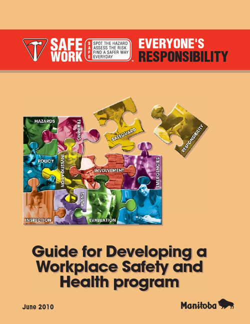 Guide for Developing a Workplace Safety and Health Program