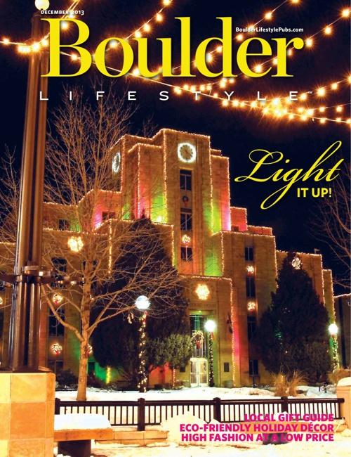 Boulder Lifestyle December 2013