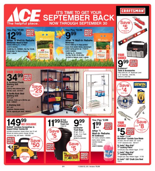 It's Time to get Your September Back!