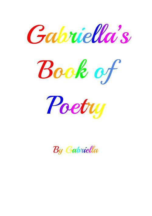 GabriellasPoetryBook