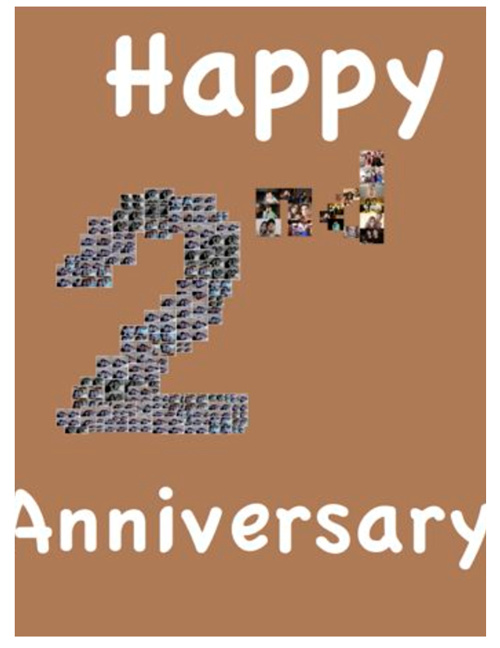 Happy 2nd Anniversary