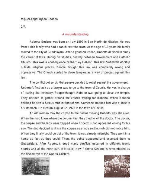 biography roberto sedano (2)