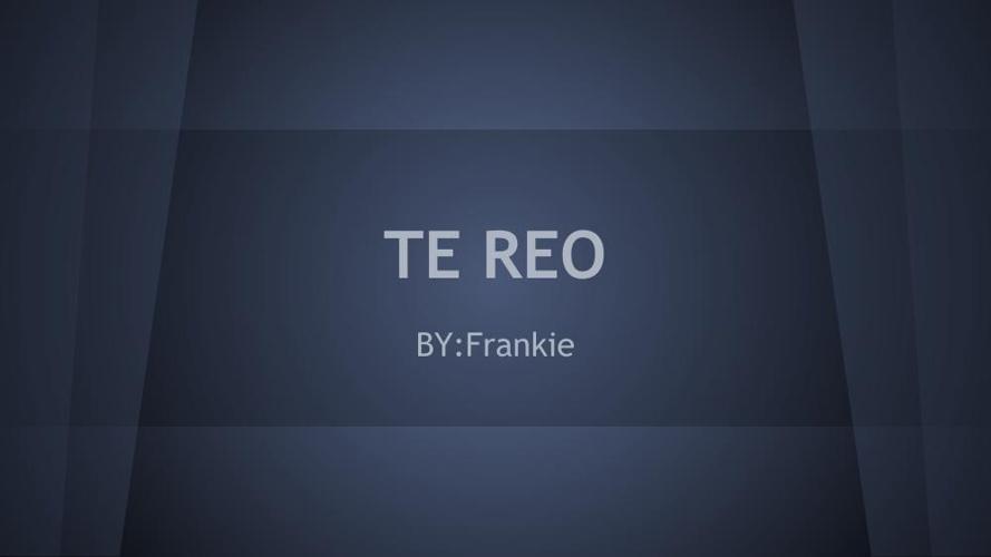 TE REO (1)