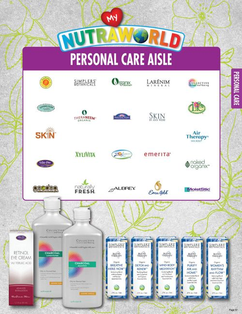 NC-2017 Personal Care Aisle SRP