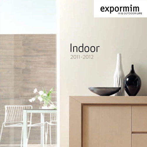 EXPORMIM INDOOR 2011-2012