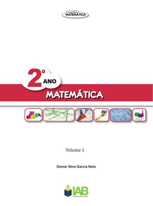 Matematica 2º ano