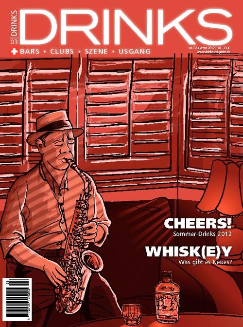 DRINKS Magazin Schweiz 3|2012