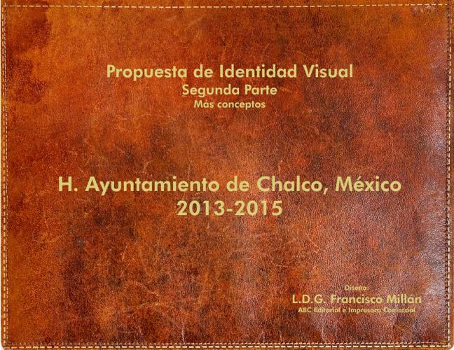 Propuesta de Identidad Visual Parte 2
