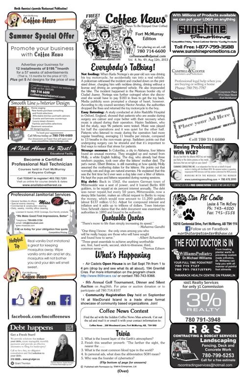 CoffeeNews - 12 August 2013