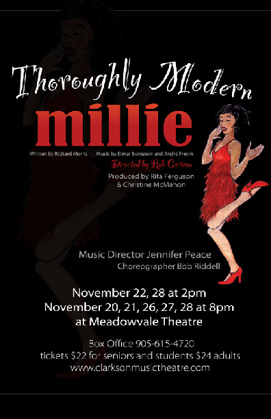 Throughly Modern Millie