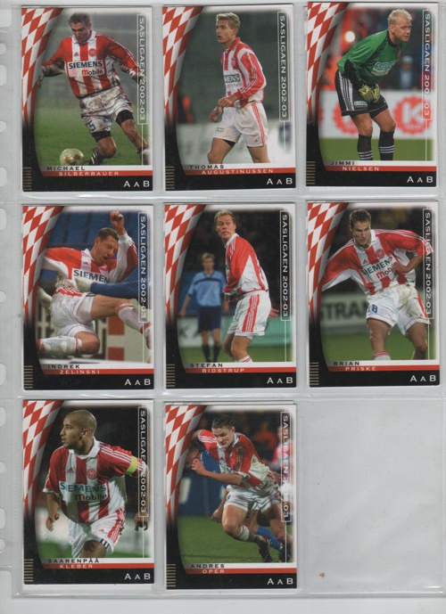 SAS Ligaen 2002/2003