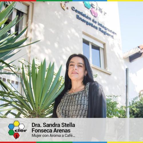 Entrevista a la nueva Presidenta CIER 2014