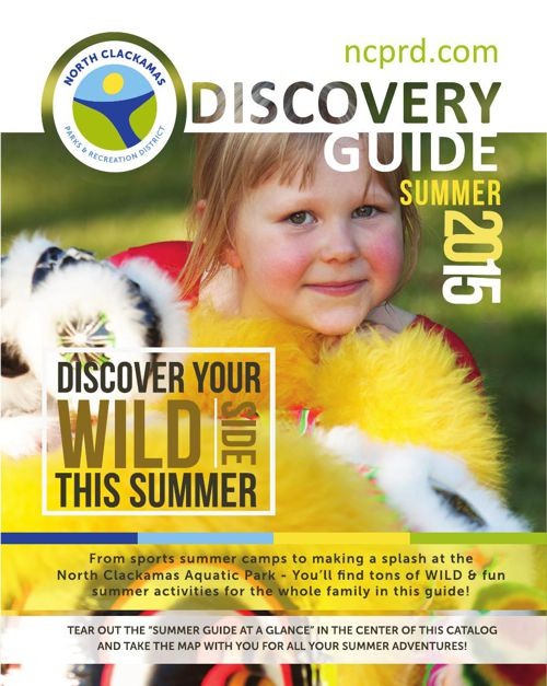 NCPRD Summer 2015 Discovery Guide
