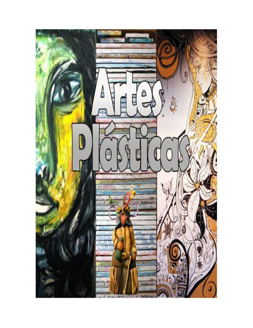 PORTAFOLIO ARTES PLASTICAS PDF.