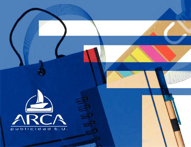 Catalogo promocionales ARCA