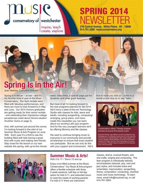 Spring2014_Newsletter-SinglePage
