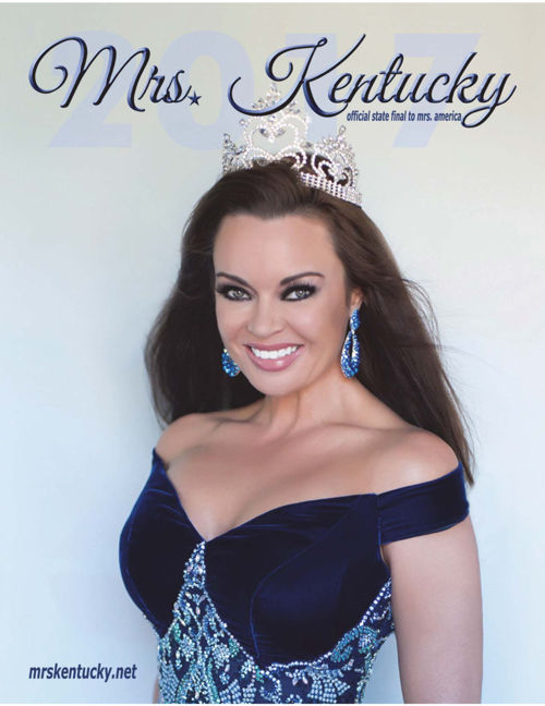 2017 Mrs. Kentucky Program Book