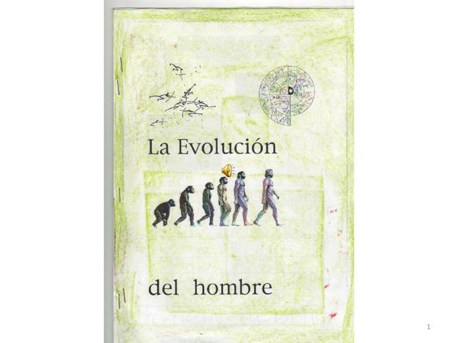 Libro de la evolución