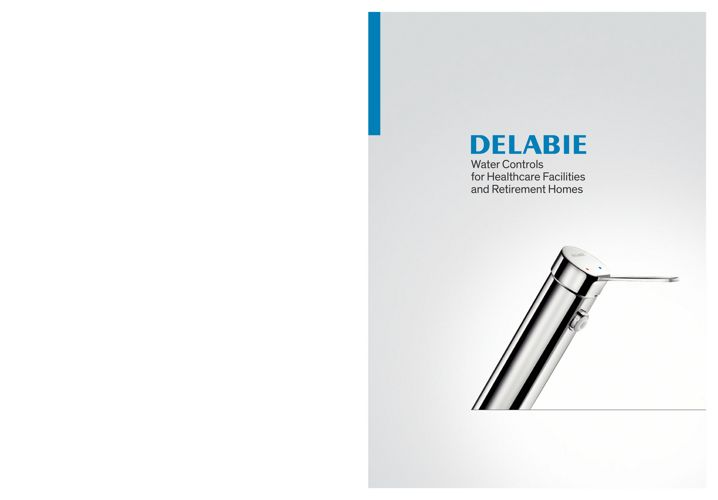 Delabie-Water Controls for Healthcare Facilities