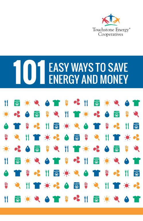 101 Easy Ways to Save Energy and Money