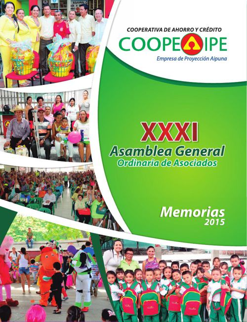 MEMORIAS COOPEAIPE 2015