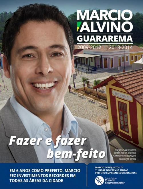 Revista Marcio Alvino