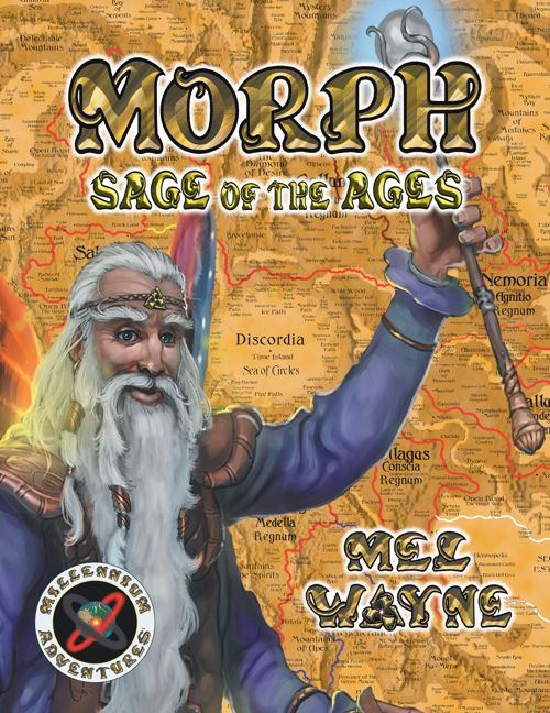 MORPH - SAGE OF THE AGES - FLIPBOOK