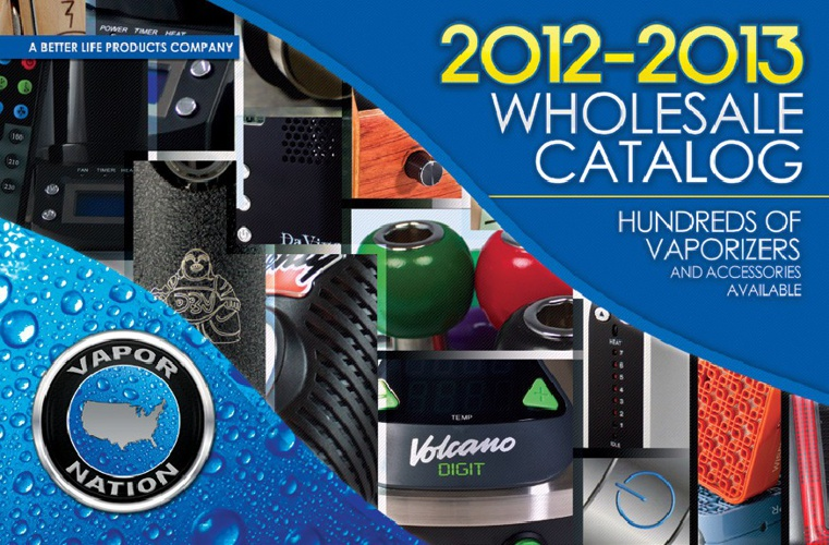 herbal vaporizer wholesale catalog 2013