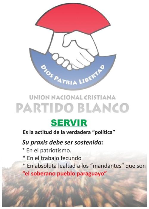 Propuesta Partido Blanco