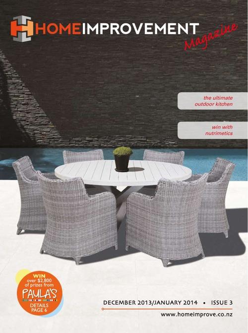 Home Improvement Magazine - December