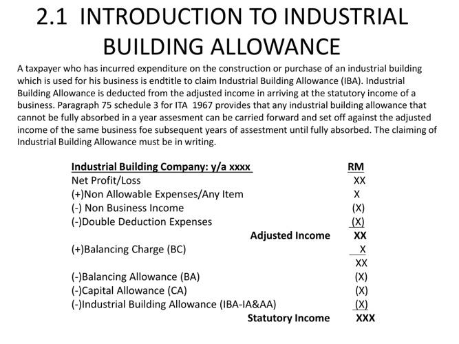 Copy of INDUSTRIAL BUILDING