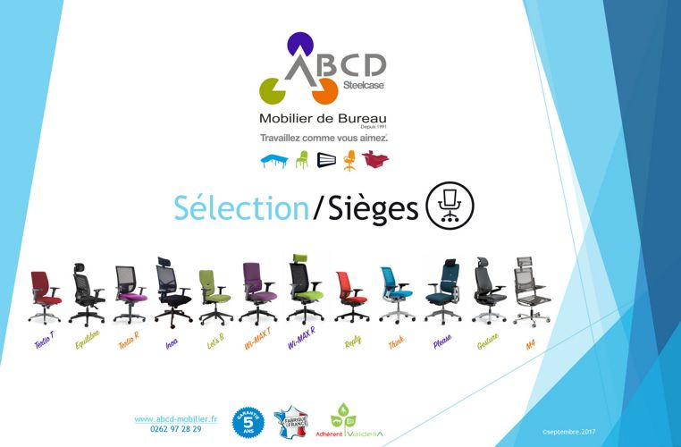 CATALOGUE SELECTION SIEGES ABCD SP
