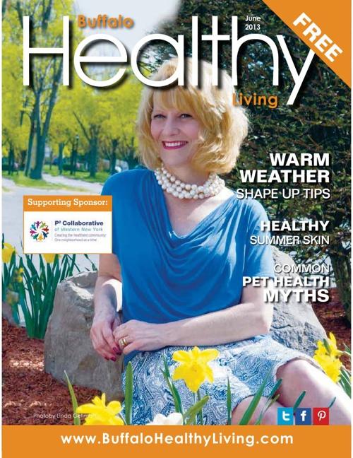 June 2013 Buffalo Healthy Living Magazine