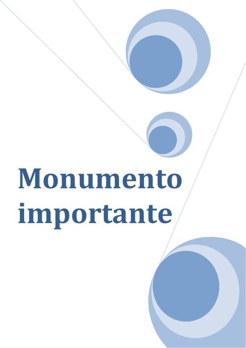 Monumento importante