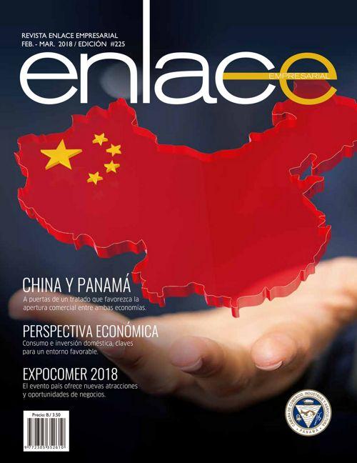 Revista Enlace Empresarial Edición N° 225