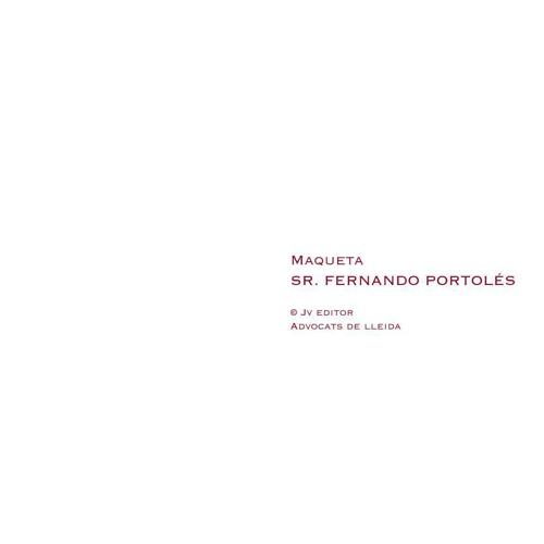 Sr. Fernando Portolés