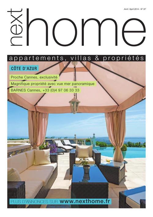 Magazine Nexthome Avril 2014