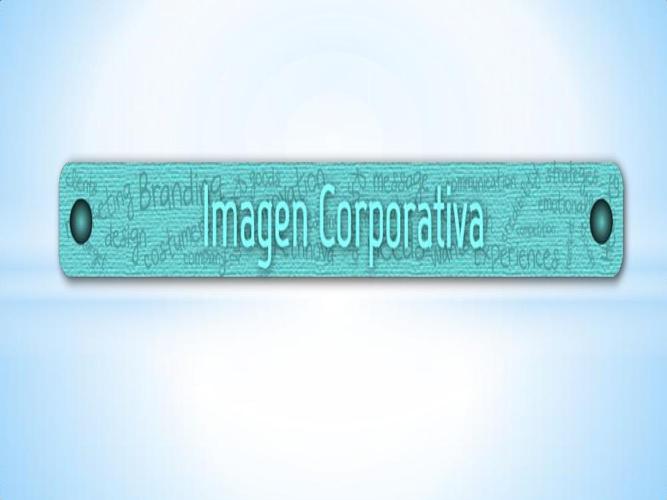 IMAGEN COORPORATIVA