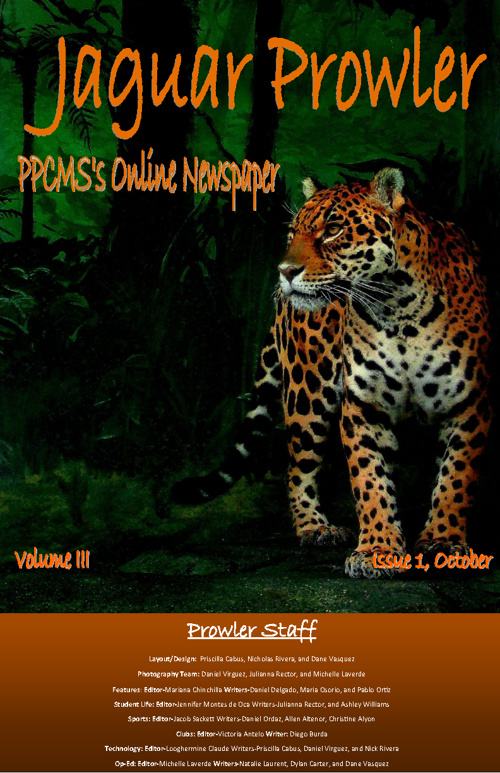 Jaguar Prowler Issue I - Final Edition