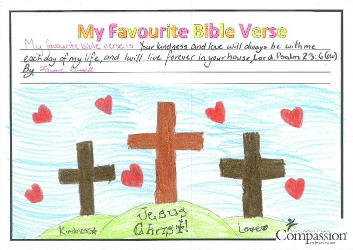 Favourite Bible Verse