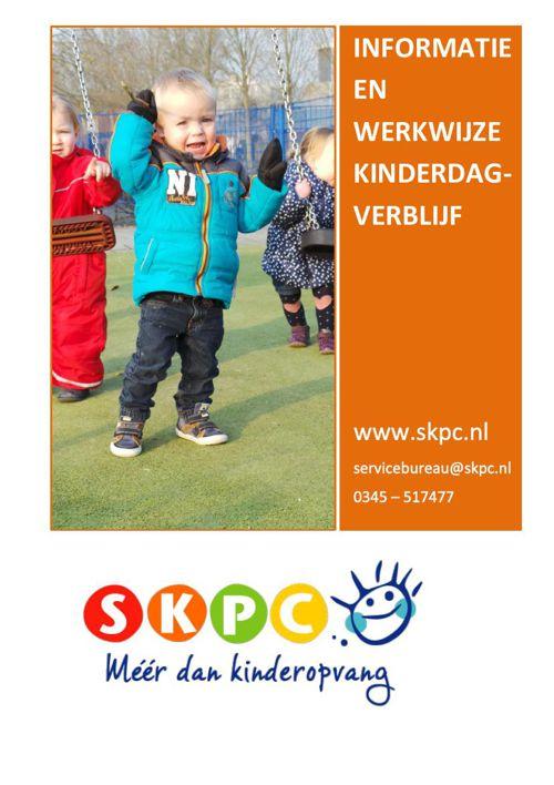 SKPC: Informatie en werkwijze Kinderdagverblijf